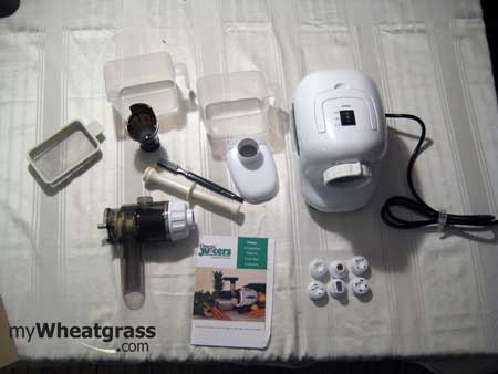 Replacement omega 8005 juicer parts